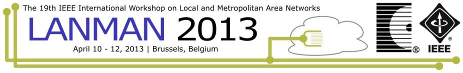 LANMAN 2013 Banner 2