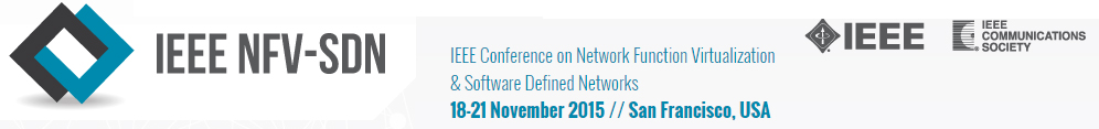 2015 IEEE Conference on Network Function Virtualization and Software Defined Network (NFV-SDN)