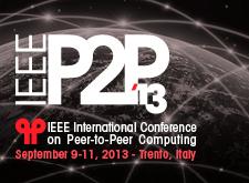 2013 IEEE P2P