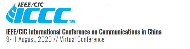 The 9th IEEE/CIC International Conference on Communications in China (ICCC 2020)