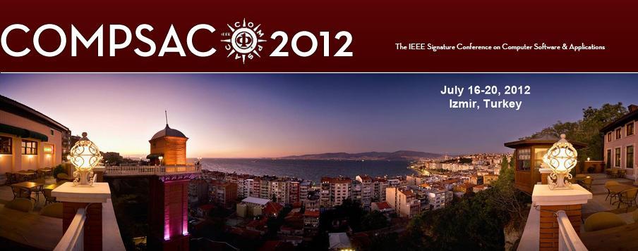 2012 IEEE COMPSAC