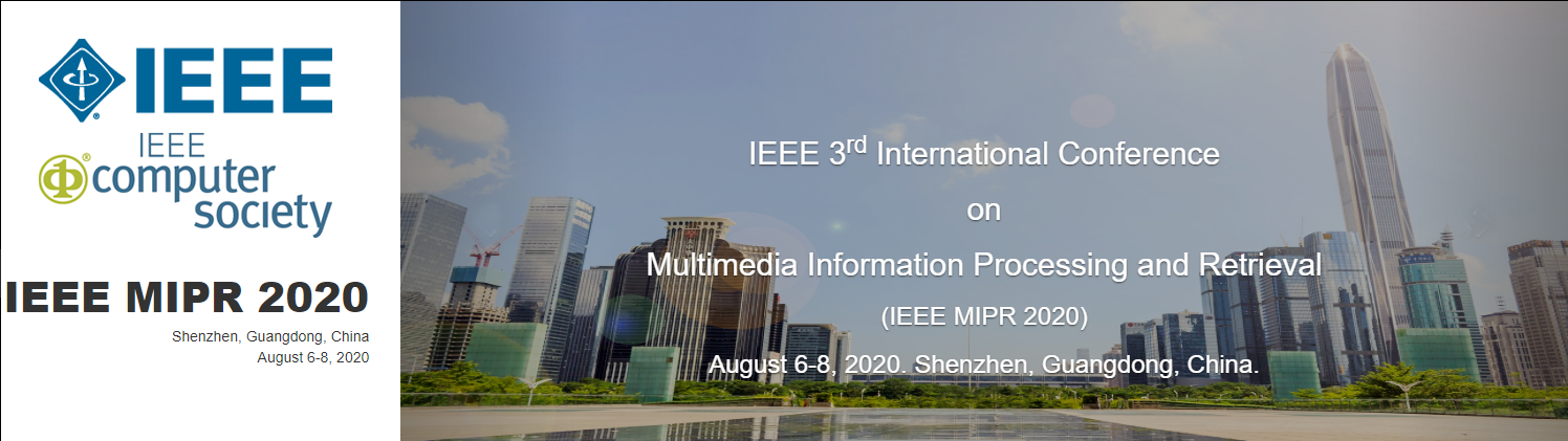 2020 IEEE Conference on Multimedia Information Processing and Retrieval (MIPR)