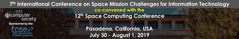 2019 IEEE International Conference on Space Mission Challenges for Information Technology (SMC-IT)