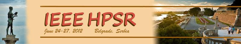 2012 IEEE HPSR