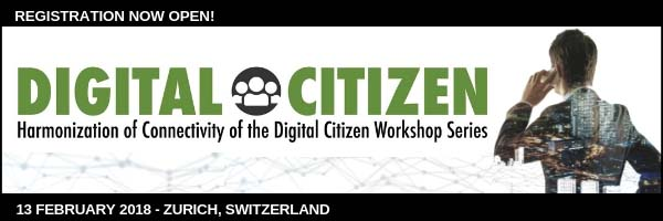 Harmonization of Connectivity of the Digital Citizen