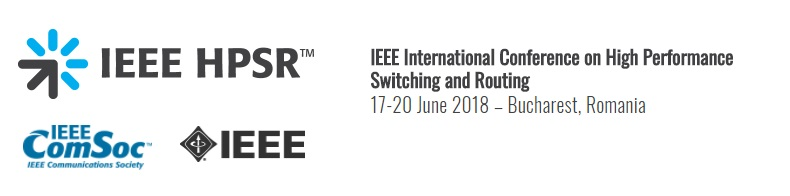 2018 IEEE 19th International Conference on High Performance Switching and Routing (HPSR)