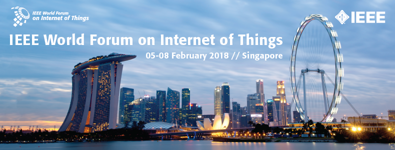 2018 IEEE 4th World Forum on Internet of Things (WF-IoT)