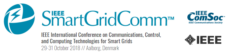 2018 IEEE International Conference on Communications, Control, and Computing Technologies for Smart Grids (SmartGridComm)