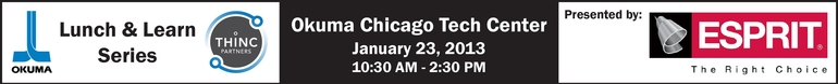Esprit Lunch & Learn January 23, 2013 (Chicago)