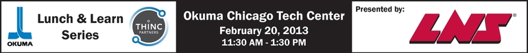 LNS Lunch & Learn February 20, 2013 (Chicago)