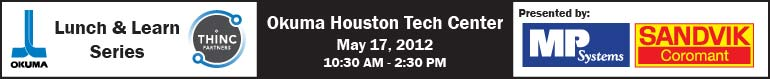 MP Systems and Sandvik Coromant Lunch & Learn May 17, 2012 (Houston)
