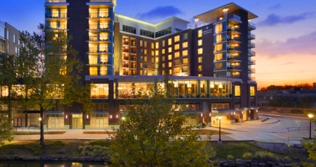 Embassy Suites Greenville Downtown Riverplace 450w
