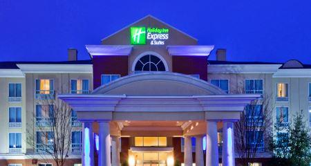 Holiday Inn Express Greenville 450w 240h