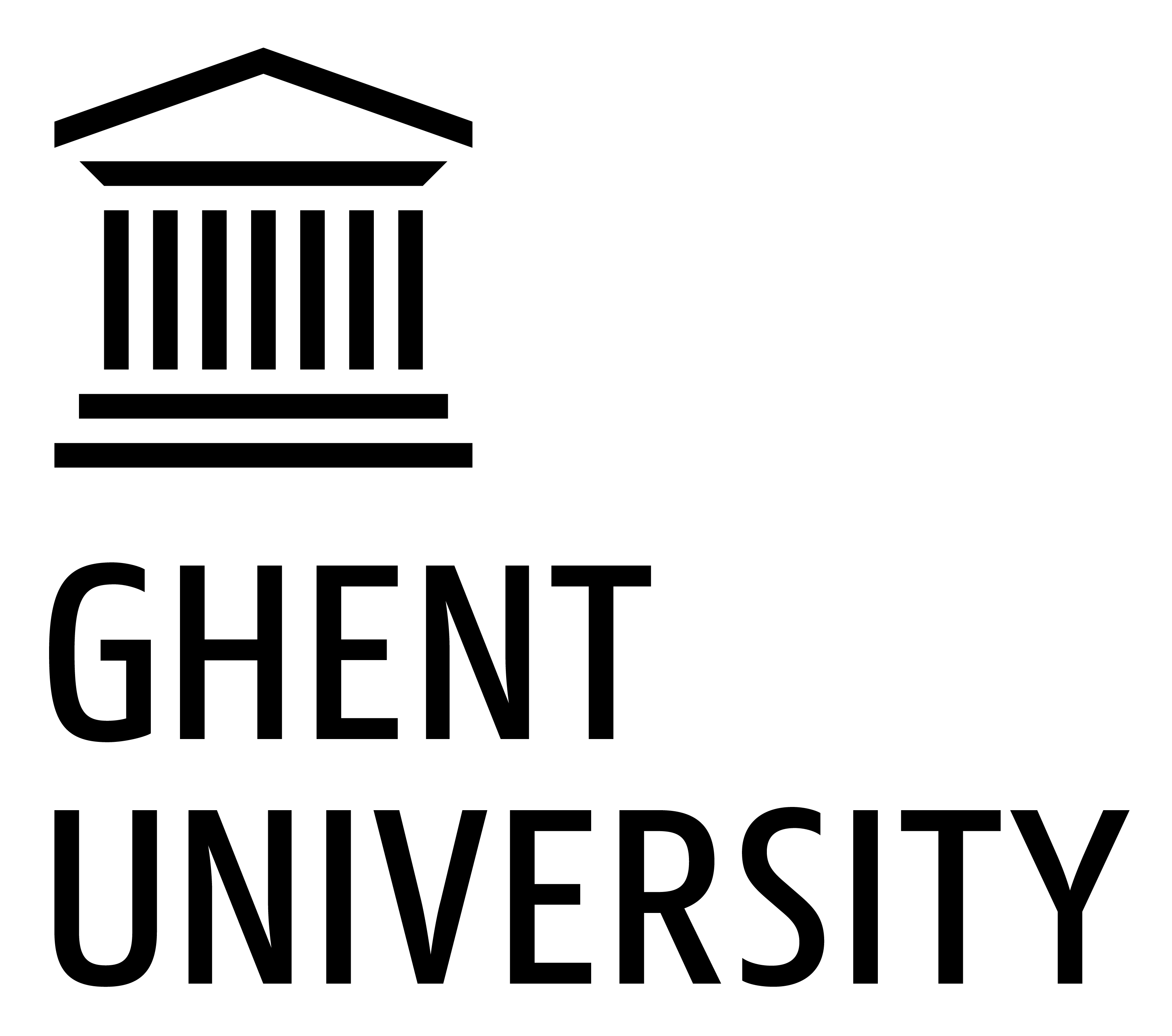 UGent_CMYK_Logo_Black