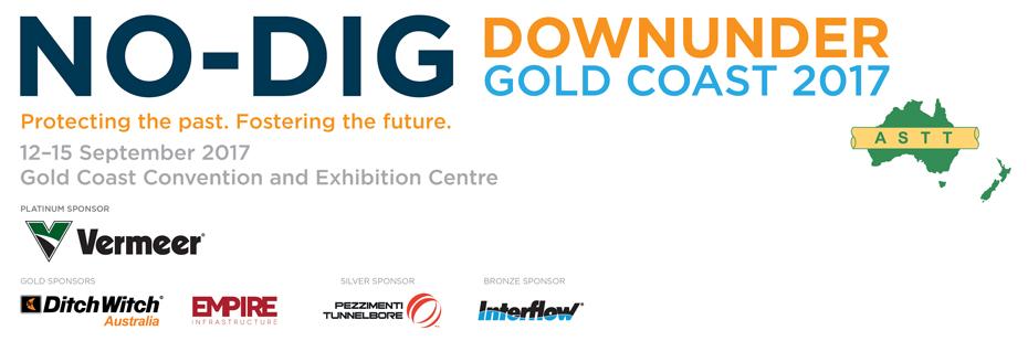 No-Dig Down Under 2017 Gold Coast