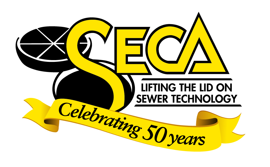 Mark Quealy - SECA logo - 50 years