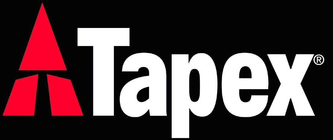 Edmund George - Tapex Logo White