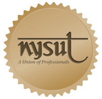 PIF NYSUT Sticker Logo