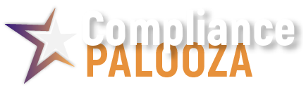 CompliancePALOOZA 2018 logo