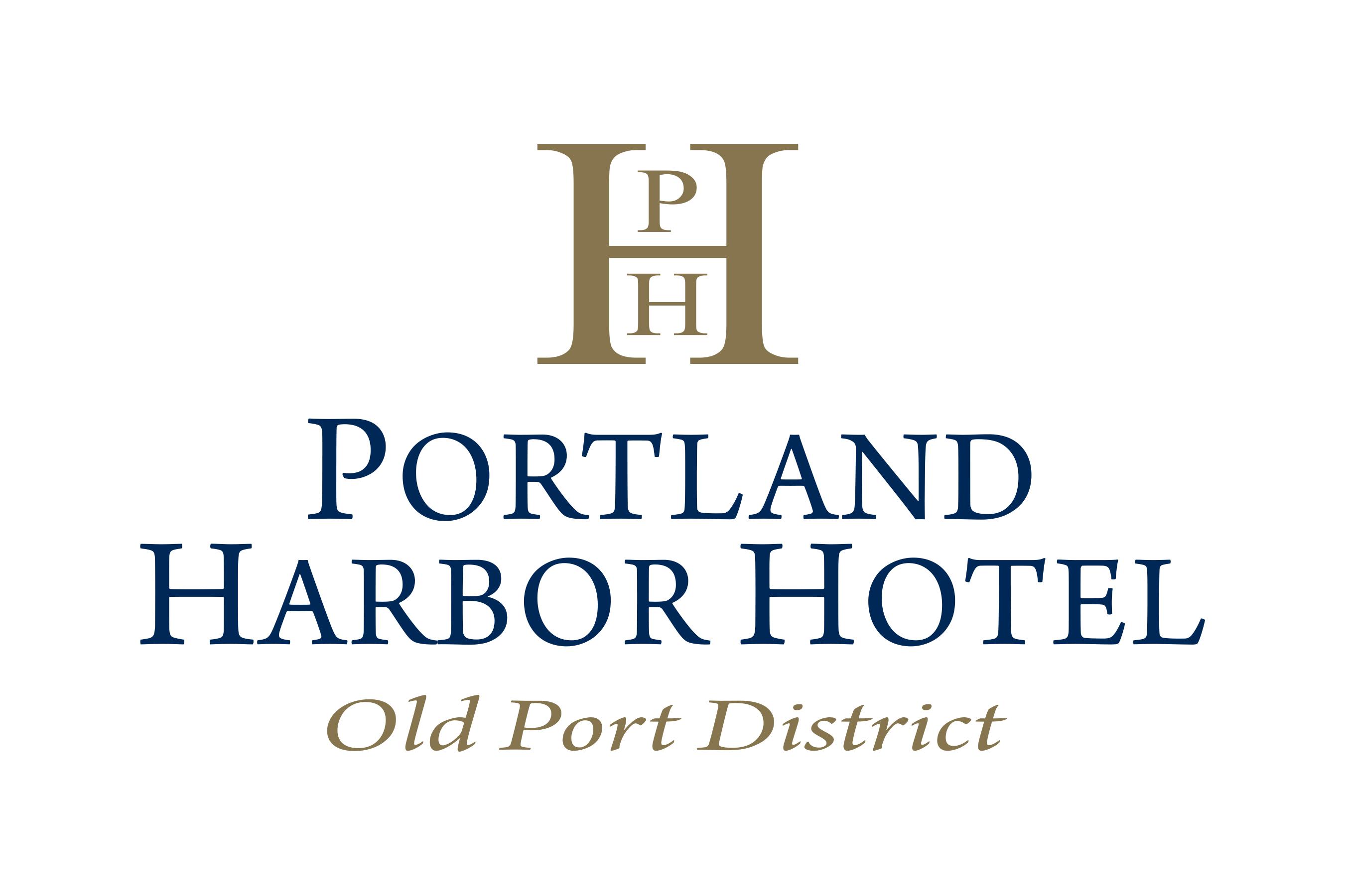 PortlandHarborHotel_Logo_2017_Stacked