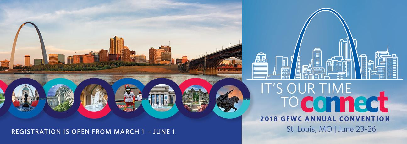 2018 GFWC Annual Convention