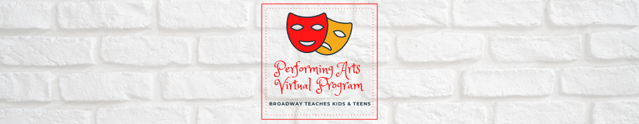 Broadway Teaches Kids & Teens 2020 - Fall Session (EST)