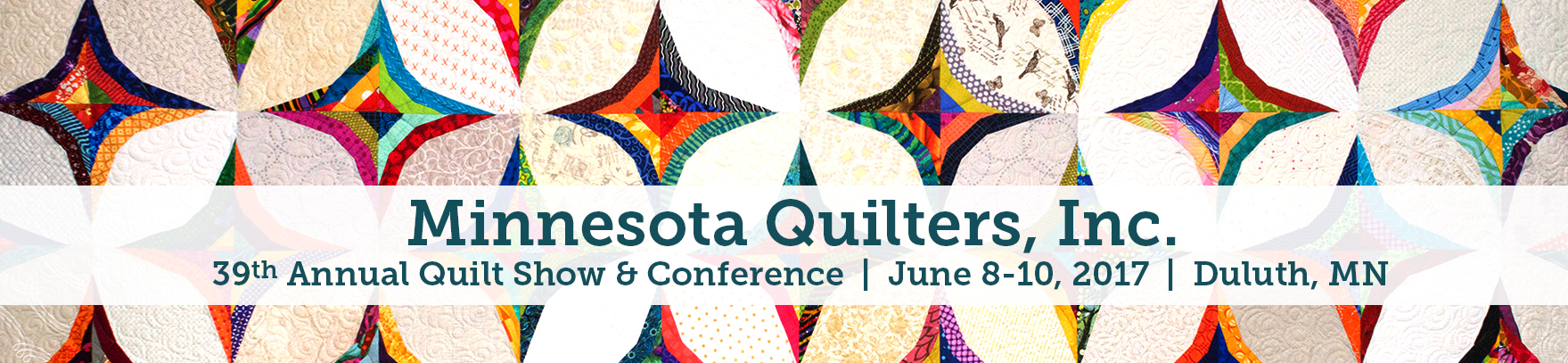 2017 Raffle Quilt Banner With Text