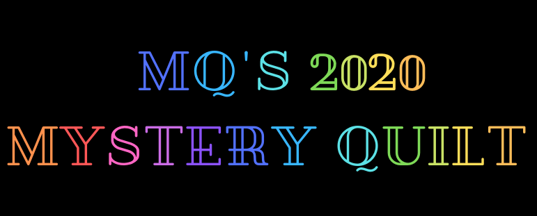 MQ 2020 Mystery Quilt