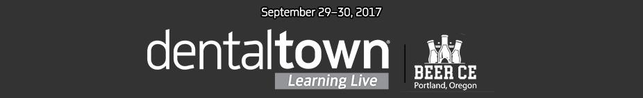 Dentaltown Learning Live: Beer CE - Portland