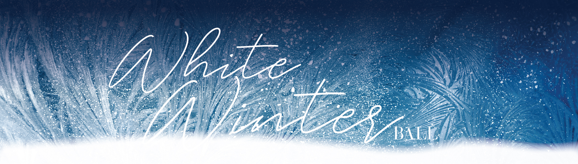 Winter ball header