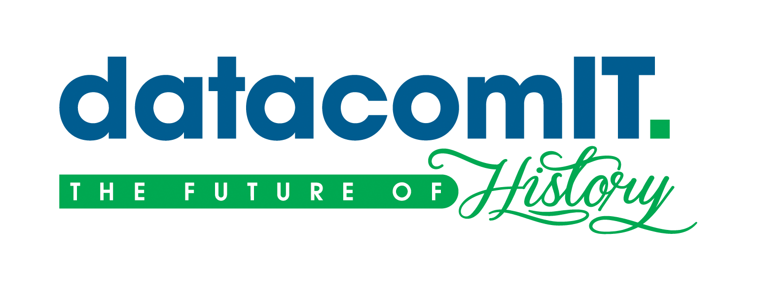 DatacomIT (The Future of History) Logo (Final)