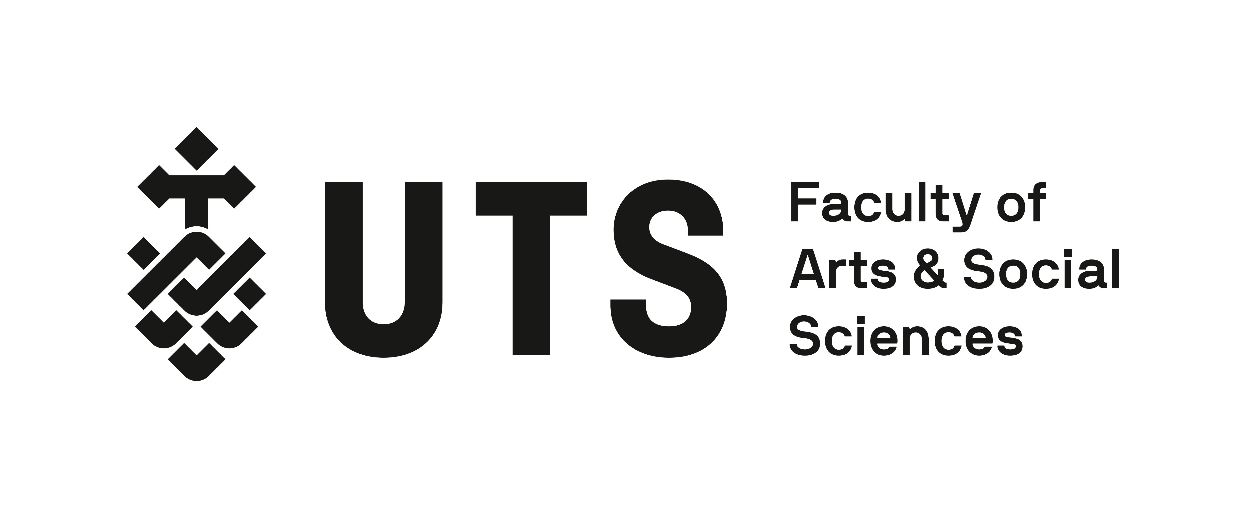 UTS_Arts&SocialSciences_Logo_Horizontal_BLK