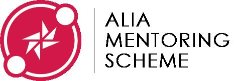 ALIA Mentoring Scheme logo