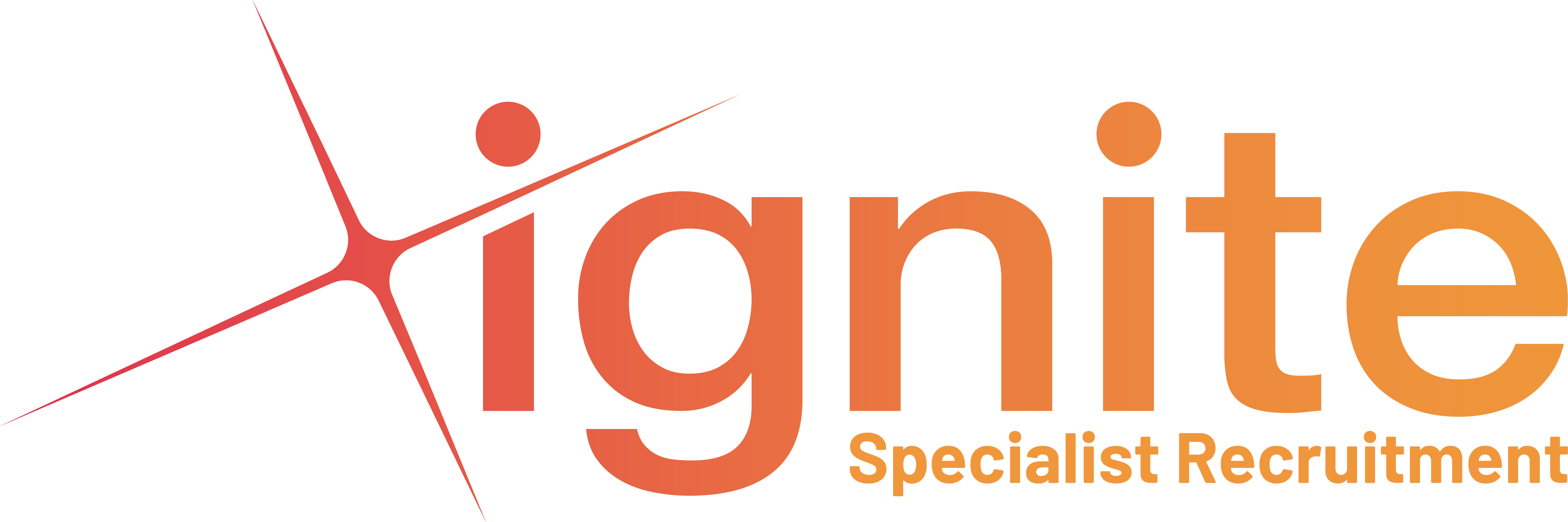 Ignite Logo - Gradient with SR
