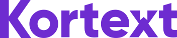 Kortext Logo Purple