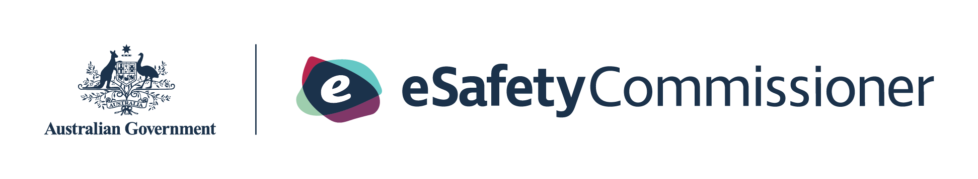 eSafety Commissioner logo-Main-inline