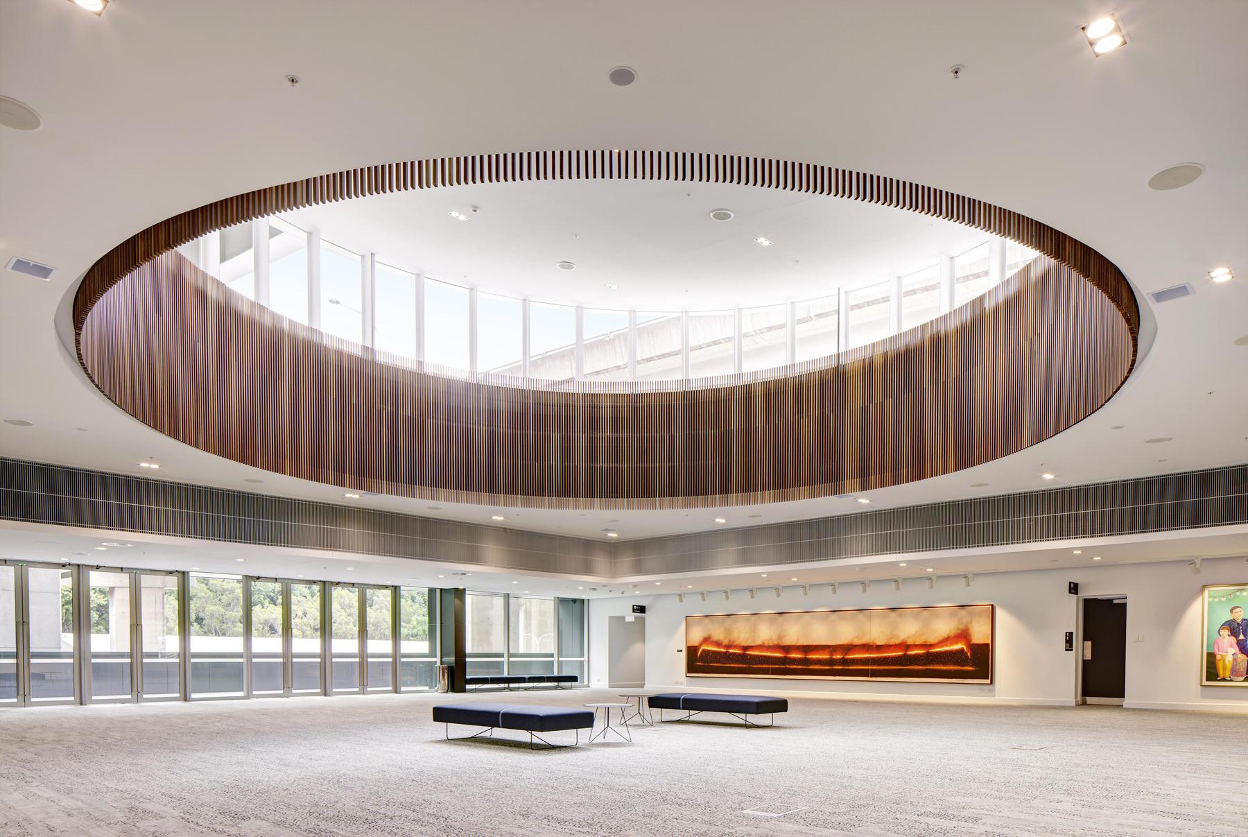 ICC Sydney_Convention Centre_Pyrmont Theatre_Foyer_resized