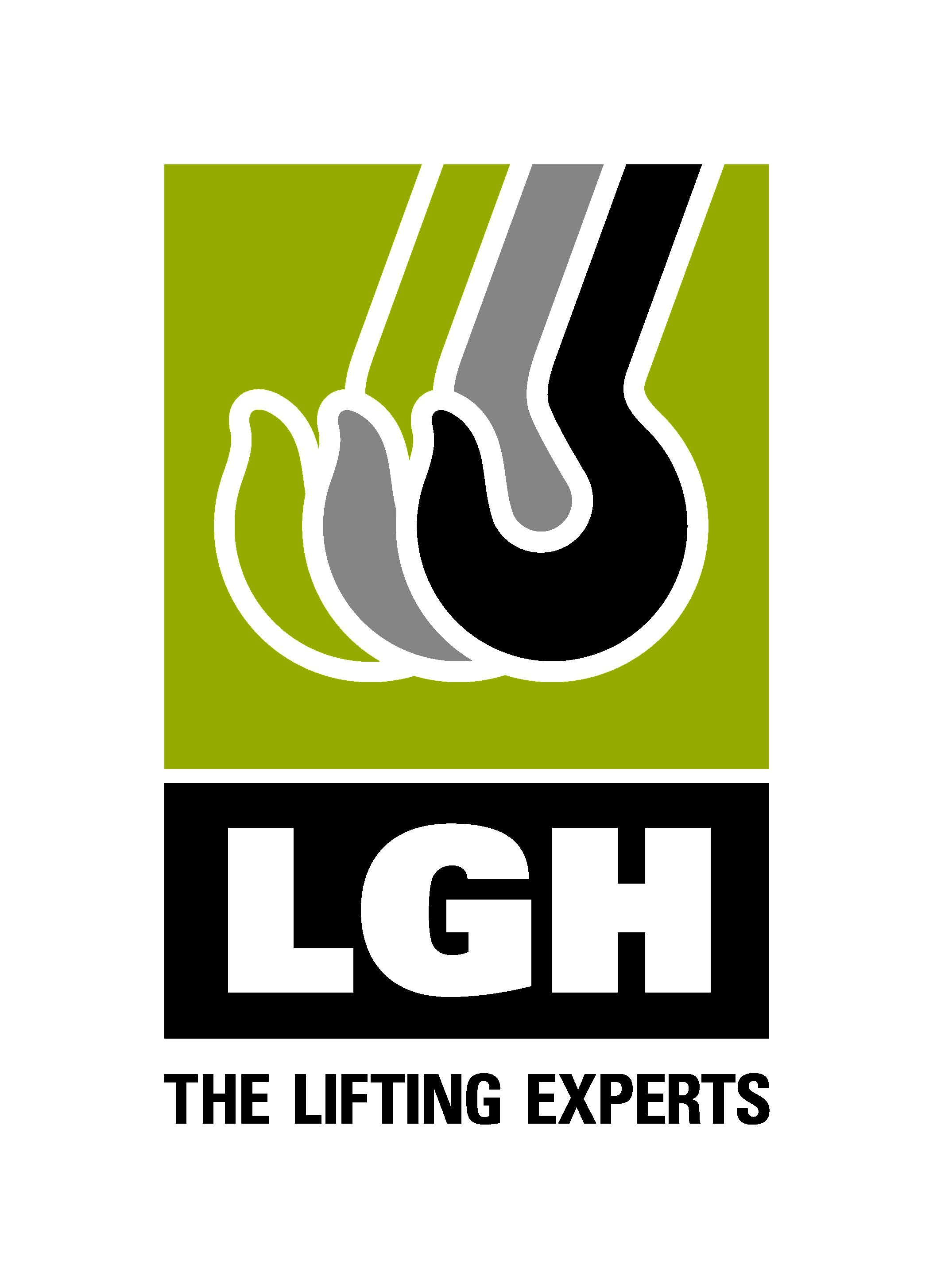 LGH Portrait and strapline