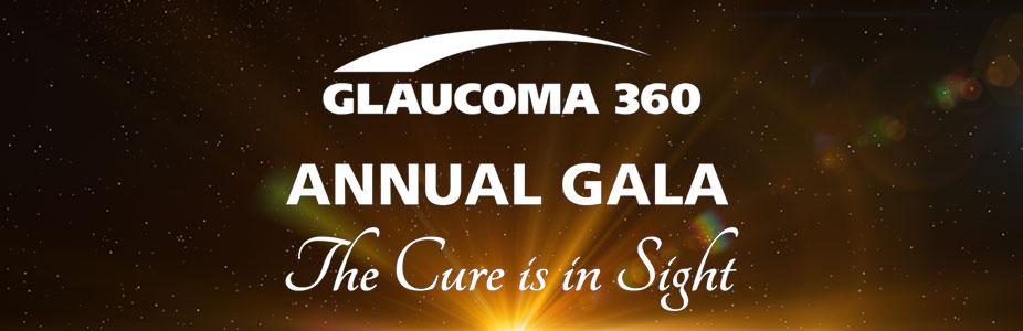 2017 Glaucoma 360 - Annual Gala