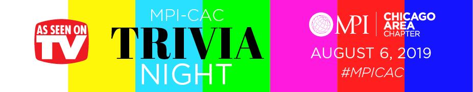 MPI-CAC 2019 Trivia Night