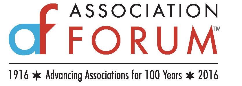 Association Forum 2016