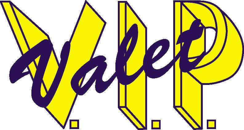 VIP Valet Yellow-Blue