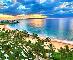 Grand Wailea maui-beach-aerial-chairs-257x210