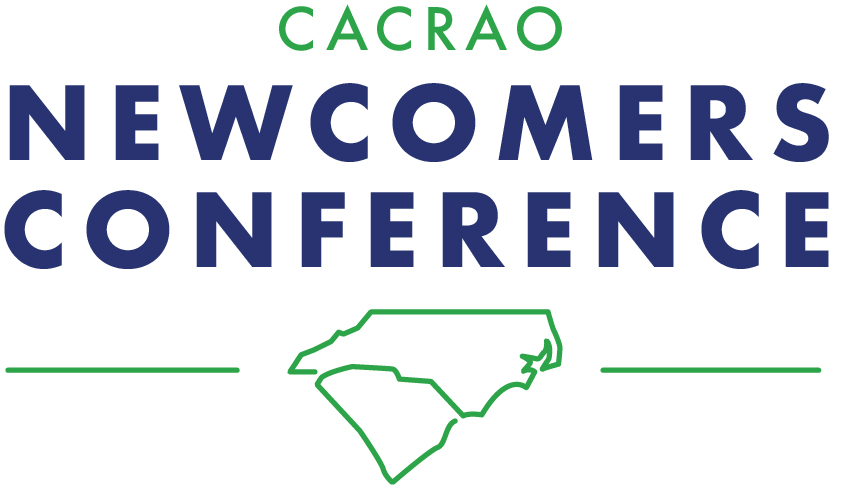 2018 CACRAO Newcomer's Conference