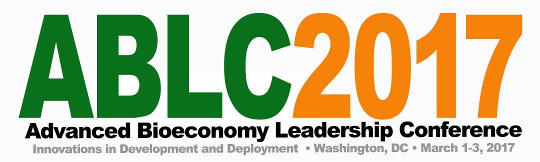Advanced Bioeconomy Leadership ABLC2017 Conference