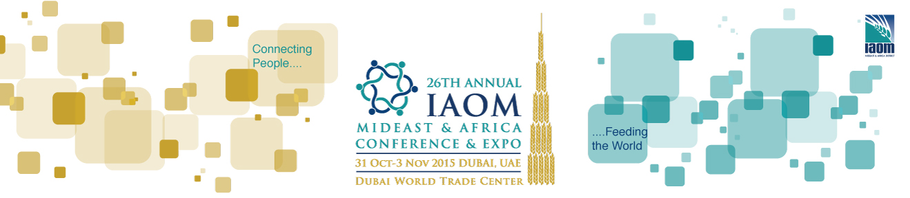 26th Annual IAOM Mideast & Africa District Conference & Expo