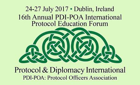 PDI-POA 16th Annual International Protocol Education Forum
