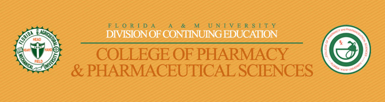 FAMU 37th Annual Clinical Pharmacy Symposium