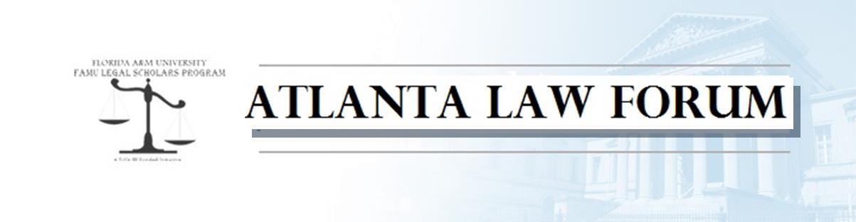 2016 LSAC Atlanta Law Forum