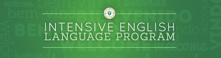 Intensive English Program - 2016